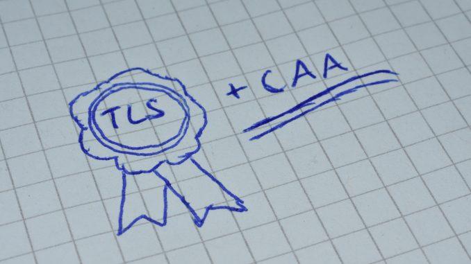 CAA (Certificate Authority Authorization) bringt mehr Sicherheit für TLS-Zertifikate.
