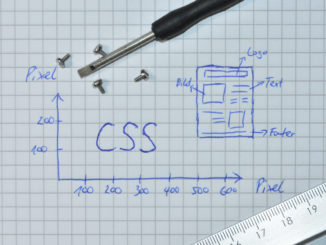 Mit Cascading Style Sheets lässt sich hervorragend am Layout jeder Website schrauben!