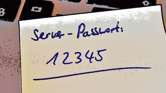 Passwörter im Netz: Die besten Sicherheits-Tipps!